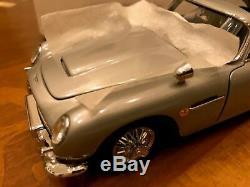 Danbury Mint 124 Aston Martin Db5 James Bond 007 Goldfinger Neuf