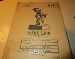 Dark Link First 4 Figures F4f Zelda Limited Edition Tout Neuf Dans La Boite! Dernier Deux
