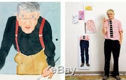 David Hockney. Un Livre Plus Grand De Taschen Tout Neuf En Boîte