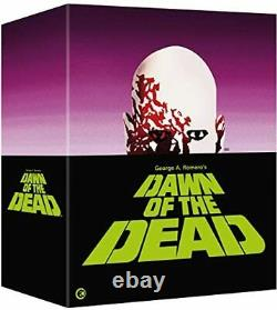 Dawn Of The Dead (4k Uhd + Audio Cd) Y Compris Argento Cut Brand New - Sealed