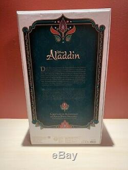 Disney Store Limited Edition Aladdin Jasmine Doll Marque Nouveau Dans La Boîte Le 5000 Fedex