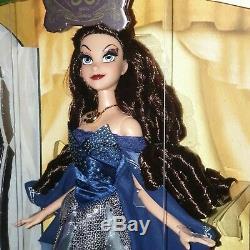 Disney Store Vanessa Limited Edition Doll Ariel 30e Anniversaire Marque Nouveau