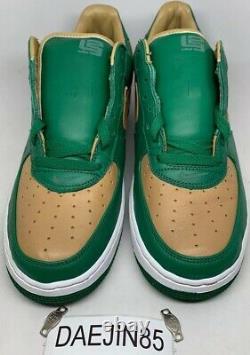 Ds Nouvelle Nike Air Force 1 Af1 Low Lebron Svsm 2004 309063-371 Taille Des États-unis 11