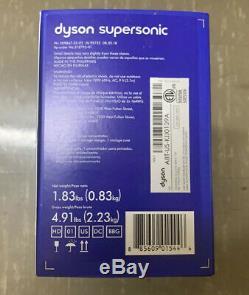 Dyson Supersonic Sèche-cheveux 23,75 Karat Gold Limited Édition Nouveau