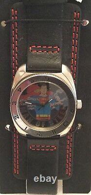 Edition Limitée Nouvelle Marque Fossil Superman Watch Li2223