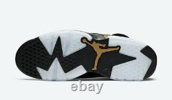 En Main 2020 Mens Air Jordan Retro 6 Dmp Ct4954-007 Flambant Neuf Livraison Gratuite