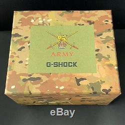 G-shock Gg-b100ba-1aer British Army Mudmaster Brand New Edition Limitée