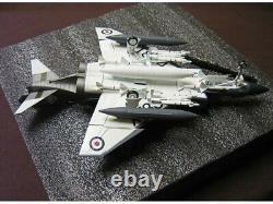 Gemini Aces Royal Navy Ark Royal F4 Garns 4003 Edition Limitée Flambant Neuf Et Rare