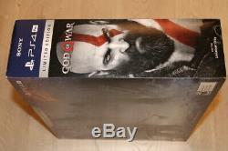 God Of War Ps4 Pro 1tb Limitée Console Edition. Nouveau Rare & Marque