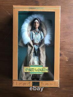 Grand Nouveau Spirit 2001 De La Terre Barbie Dolldtd Ed Toys R Us Exclusive