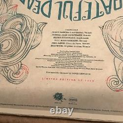 Grateful Dead Seattle Washington 5/21/74 Brand New Vinyl Rsd 2018 Long Oop