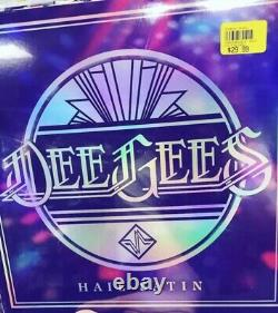 Hail Satin By Dee Gees (foo Fighters) Seeled 2021 Rsd Brand New Vinyl Lp Rca