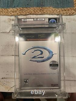 Halo 2 Limited Collectors Edition Xbox. Nouvelle Marque Scellée. Classé Wata 9,8 A+