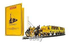 Hornby Oo Gauge R3810 Rocket Train Pack (flambant Neuf) Edition Limitée