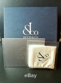 Jacob Et Co Ac21 Chronographe Automatique Swiss Made Brand New Edition Limitée