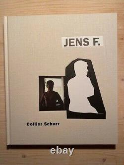 Jens F. Collier Schorr Limited Edition Flambant Neuf