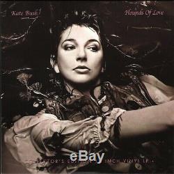 Kate Bush Hounds Of Love Rsd Vinyle Rose Édition Limitée 10 Brand New Scelled