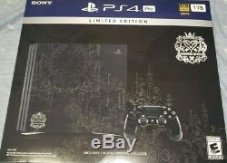 Kingdom Hearts 3 III Playstation 4 Ps4 Pro Édition Limitée USA Version