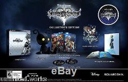 Kingdom Hearts Hd 2.5 Remix Ii. Edition Collector 5 Ps3 Brand New Sealed