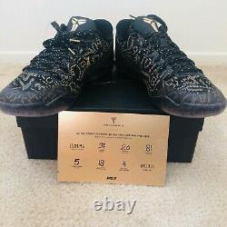 Kobe 11 Mamba Jour Nike ID Taille 9-brand New