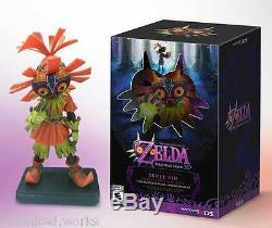 La Légende De Zelda Majora Edition Limitée Nintendo 3ds Mask Brand New Scellé
