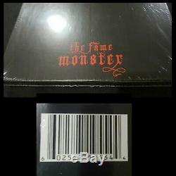 Lady Gaga The Fame Monstre Super Deluxe Original Brand New Rare Unopened