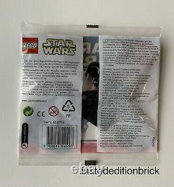 Lego Chrome Darth Vader Star Wars 10th Anniversary Edition Authentic Brand Nouveau