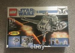 Lego Star Wars La Clone Wars 7680 La Twilight Factory Scellée Marque Nouveau