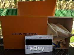 Limited Edition Hommes Louis Vuitton Voltaire Bottines (tout Neuf) Taille 10 Us