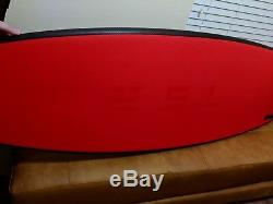 Limited Edition Tesla En Fibre De Carbone Surfboard Seulement 200 Made Tout Neuf