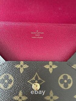 Louis Vuitton Enveloppe Rare MM Rivets Enveloppe Embrayage/pochette Brand Nouveau Dans La Boîte