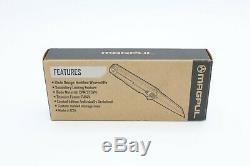 Magpul Gréeur Limited Edition Couteau Titanium 131/200 Marque Nouveau Noir Avec Boîte