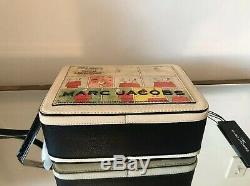 Marc Jacobs Limited Edition Peanuts Snoopy Collaboration Box Sac, Marque Nouveau