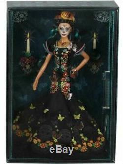 Marque Newithsealed Jour Barbie Des Morts Dia De Los Muertos Doll Limited Edition