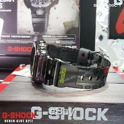 Marque Nouveau Casio G-choc Glx-5600c-1 G-glide Tide Lune Graphique Limitée Véritable