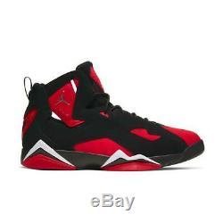 Marque Nouveau Hommes Nike Air Jordan Vrai Vol Athletic Basketball Sneakers Noir