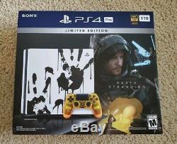 Marque Nouveau Paquet Scellé Mort Échouages limited Edition Ps4 Pro Playstation 4
