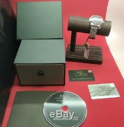 Marque Pelote Trainmaster Celsius Limited Edition Swiss Automatic 41mm Noir