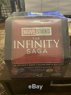 Marvel Studios Le Infinity Saga Edition Collector! Tout Neuf Et Unopened