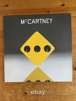 Mccartney III (3) Third Man Records 333 Limited Edition Brand New Lp Yellow Rare