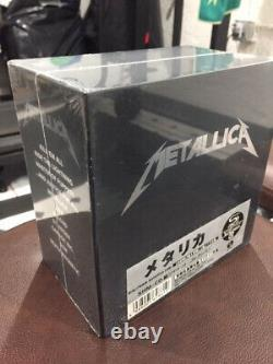 Metallica Box Set 13 CD Japonais D'importation Brand New