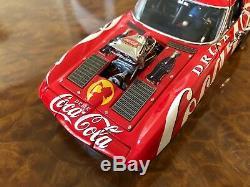 Mint Danbury Neuf 1963 Coca-cola Corvette Pro Mod Échelle 124