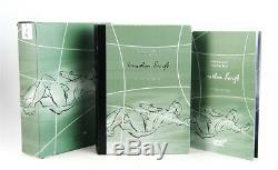 Montblanc Jonathan Swift Limited Edition 107485 Pen Set Marque Nouvelle Boîte Énormément