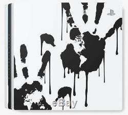 Mort Échouages ps4 Pro Limited Edition Playstation 4 Console Uniquement Marque Nouveau