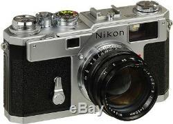 Neuf Non Utilisé Nikon S3 Argent Année 2000 Édition Limitée Nikkor-s 50 MM F1.4