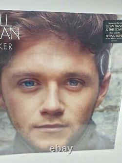 Niall Horan Flicker Marque Nouvelle Usine Scellée Vinyle Noir Rare Pas De Pression Plus Longue