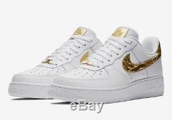 Nike Air Force 1 Cr7 Ronaldo Limited Edition Tout Neuf Dans La Boîte Uk Tailles 10, 11