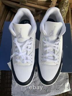 Nike Air Jordan 3 Retro Sp Fragment Hiroshi Fujiwara Mens Size13 Neuf