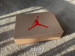 Nike Air Jordan 6 Retro Travis Scott British Khaki Hommes Taille 10.5 Neuf