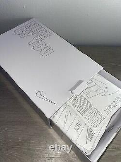 Nike Dunk Low Par Vous Chaussures Personnalisées Hommes Taille 12.5 Marque Nouveau Dans La Boîte